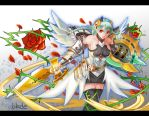 Valkyrie Descended! by AmberClover