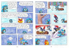 The Riolu and the Ruby - pages 17-18 by KawasakiBlitzer