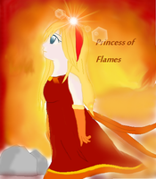 Princess of Flames by ETLKeira