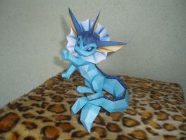 Vaporeon by serenyte
