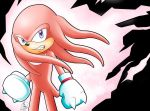 Hyper Knuckles by HavocGirl