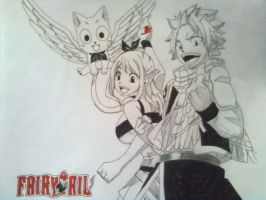 fairy tail by hellen1994