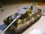 Tiger II 1:35 Scale from Dragon Models by Enigmaticmuffin