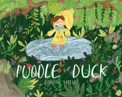Puddle Duck front cover by hannahv92