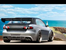 Mazda MP5 Concept Tuning by Hiakesoba