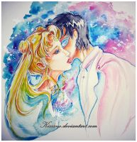 Serenity and Endymion by Kisssooo