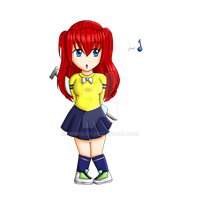 Chibi Kena by Juliana1121