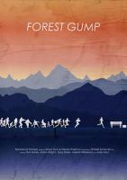 Forest Gump by palmovish