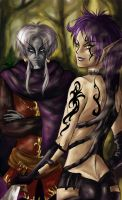 Master and his servant by Elza-Shtolz
