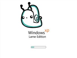 Windows XP Lame Edition by fox34