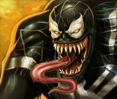 Venom by holyghost13th