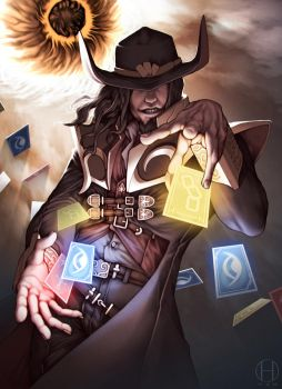 Twisted Fate by Gido