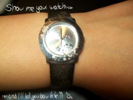 watch by crazzyKatie
