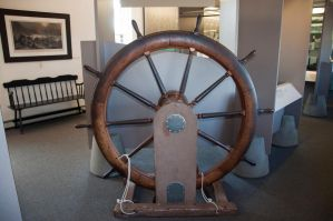 Captains Wheel by FairieGoodMother