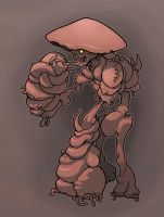 Fungus Zombie by Lysol-Jones