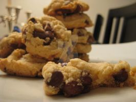 Chocolate Chip Cookies by Zabboud