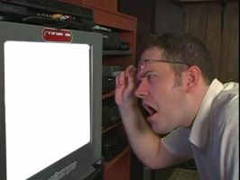 James Rolfe reaction template by Oclictis1