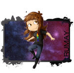 COMISION: Rumay by eliort