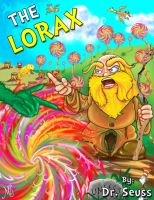 The Lorax ebook cover Version 2 by RizoRex