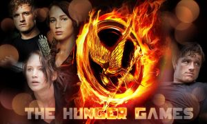 The Hunger Games by AndChoco