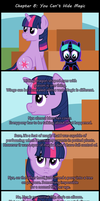 Past Sins: You can't hide magic P1 by SaturnStar14