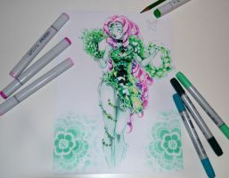 Lady Emerald - fullbody by Lighane