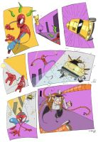 SPIDER  PAGE by spurs06