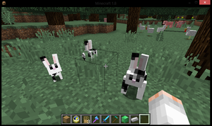Look at the bunnies c: by MonochromeFuji
