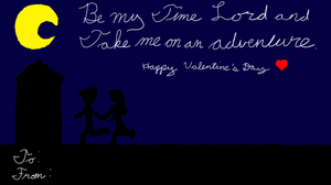 Doctor Who Valentine by RMAfan101