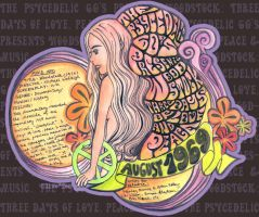Psychedelic Sixties by olive-tea