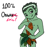 Beast Boy is Organic by RetroOutro