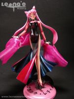 1/6 Black Lady by LeonasWorkshop