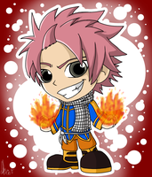 Chibi Natsu Celestial Clothes by Maygirl96