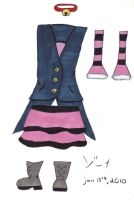 My outfit design by Kogalover-Zoe