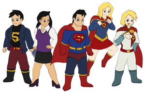 Super Family by Gaiash
