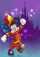 Disney Magic by magur