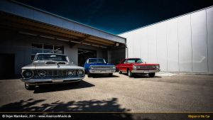 1962-1966 by AmericanMuscle