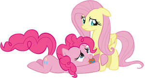 Spitty Pie and Flutterguy by pageturner1988