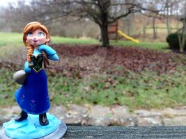 Disney Infinity-Anna by Fraternal-Punzie