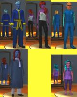 Young ReBoot sims part 2 by PMiow