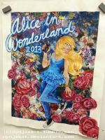 Alice in Wonderland 2013 by NynjaKat