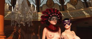 Masquerade by KristinF
