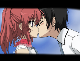 BH:Unexpected Kiss by AnimeFan2006
