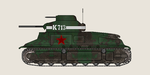 BT-72 Fast Tank by Dreamlander4chan