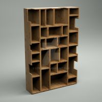 02 Bookcase 1 by str9led