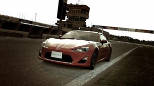 Toyota 86 by RatchetCooler