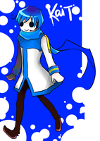 KAITO VOCALOID by K-AT87
