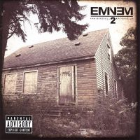+Eminem The Marshall Mathers Lp 2 (Deluxe Edition) by SaviourHaunted