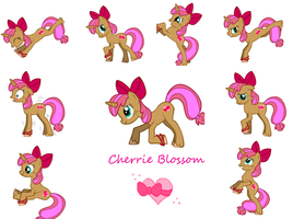Cherrie Blossom by trujayy