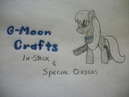 G-MOON CRAFTS INVENTORY, IN-STOCK and COMMISSIONS by grandmoonma